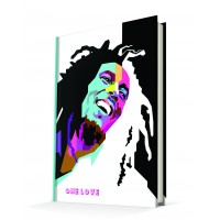 Pop Art Bob Marley
