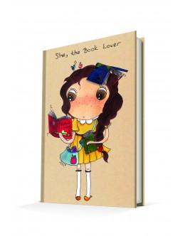 She, The Book Lover / Nihi