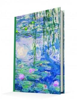 Art of Word / Waterlilies (Monet)