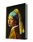 Art of Word / The Girl Wiht A Pearl Earring (Johannes Wermeer)