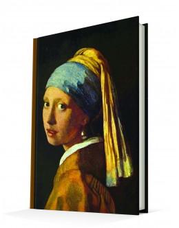Art of Word / The Girl Wiht A Pearl Earring (Johannes Wermeer)