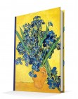 Art of Word / Les Iris (Van Gogh)
