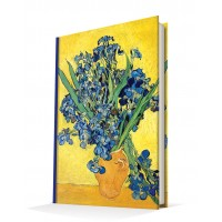 Art of Word / Les Iris (Van Gogh)
