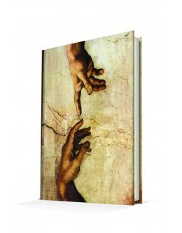 Art of Word / The Creation of Adam (Michelangelo)