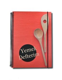 Yemek Defteri - Wooden Spoon