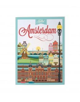 I Love Travelling / Amsterdam