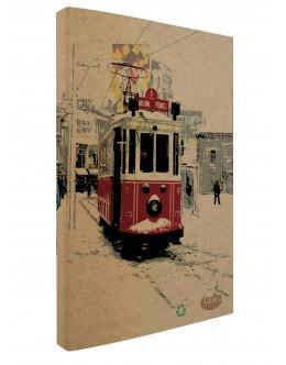 Kraft İstanbul 14*19 - Tramvay