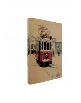Kraft İstanbul 9,5*14 - Tramvay