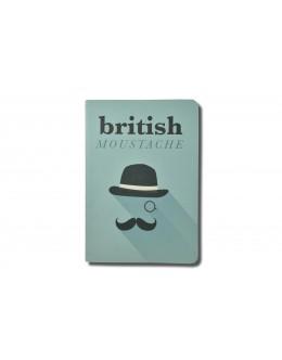 Moustache British