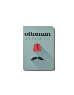 Moustache Ottoman