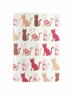 Design Seri 14,5x21 / Decorative Cats
