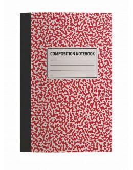 Kompozisyon Defteri A4 (Kırmızı)