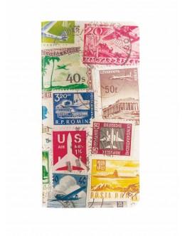 Postage Stamp / Airlane