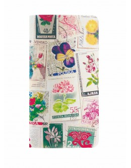 Postage Stamp / Flowers