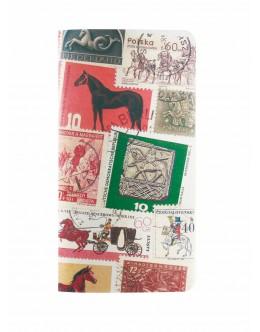 Postage Stamp / Horses