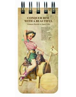Pin-Up Kızları / Kovboy