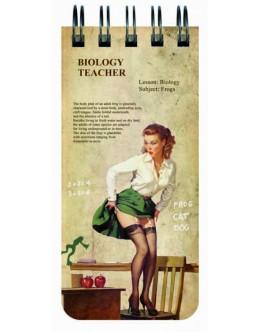 Pin-Up Kızları / Öğretmen