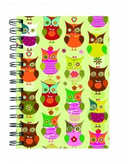 Owls Green - 14x20