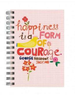 Happyness is a Form Of Courage - 14*20