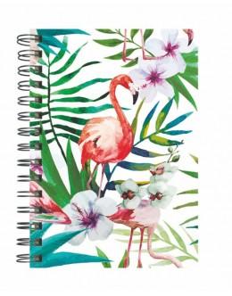 Flamingo Flowers - 14*20