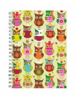 Owls Green - 20x28
